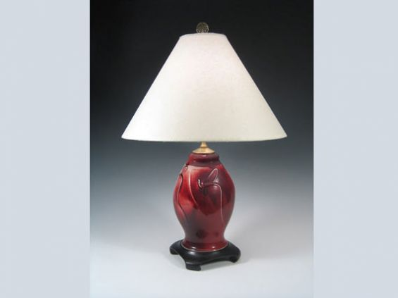 Table Lamp, with base